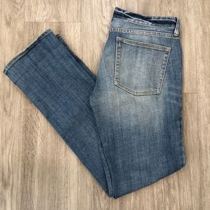 J. Crew Factory Straight & Narrow Matchstick Jeans